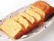 ニンジンのお手軽パウンドケーキ