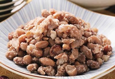 うずら豆の煮豆