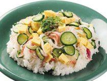 夏の香り寿司
