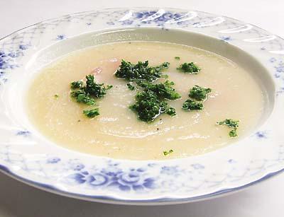 大かぶのスープ