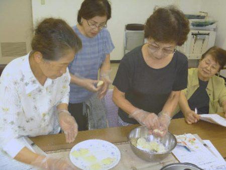 ムスイ鍋料理講習会